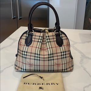 Burberry Large Bag Limited Edition